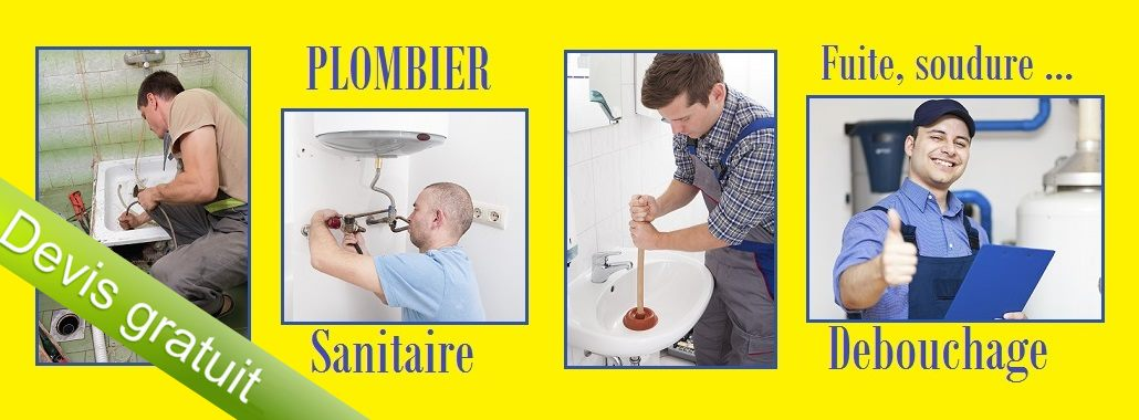 Plombier depannage